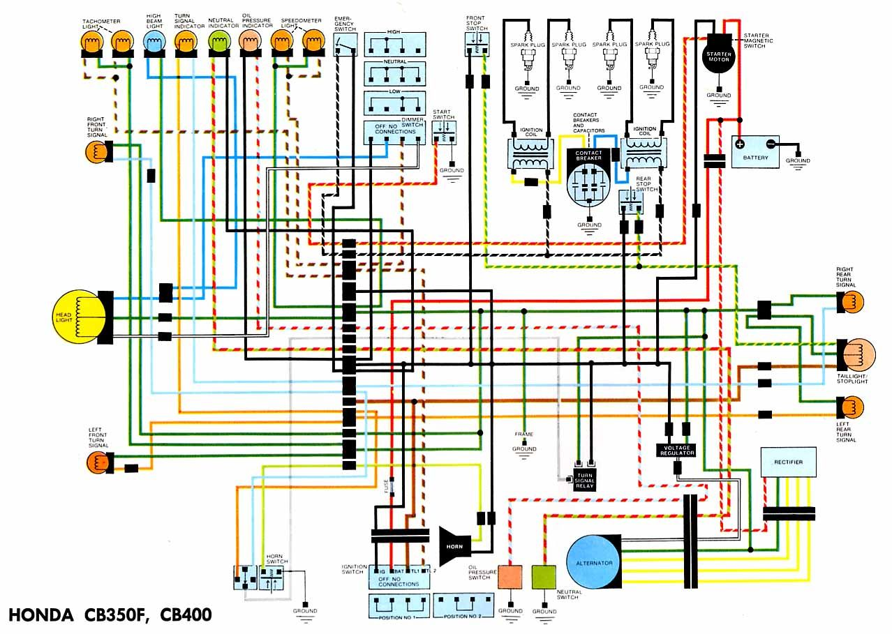 7 Stunning Honda Wiring Diagram Samples