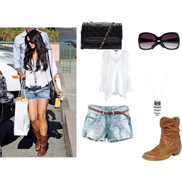Vanessa Hudgens outfits