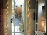 Twinkle Lights Keep the Holiday Spirit Year-Round (12 photos)