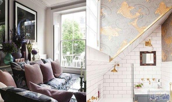 أفضل التصاميم الداخلية لديكور المنازل في بريطانيا Home Decor Home Decor