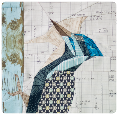 Paper Piecing Quilt Patterns: Animals, Flowers and Trees | Quilt ...