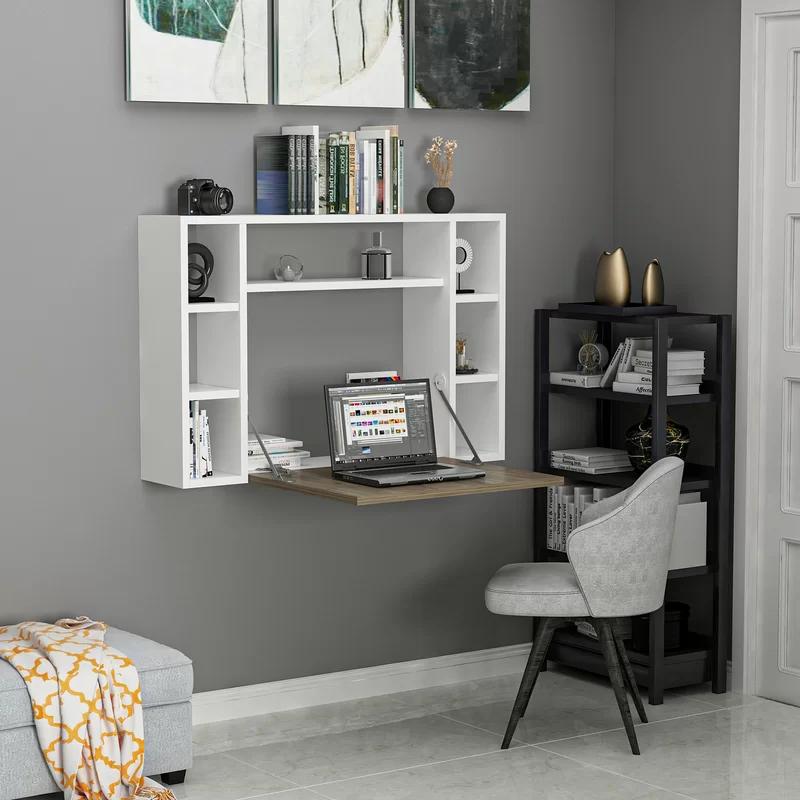 Homeoffice Best Interior Design: Scheinman Floating Desk In 2020
