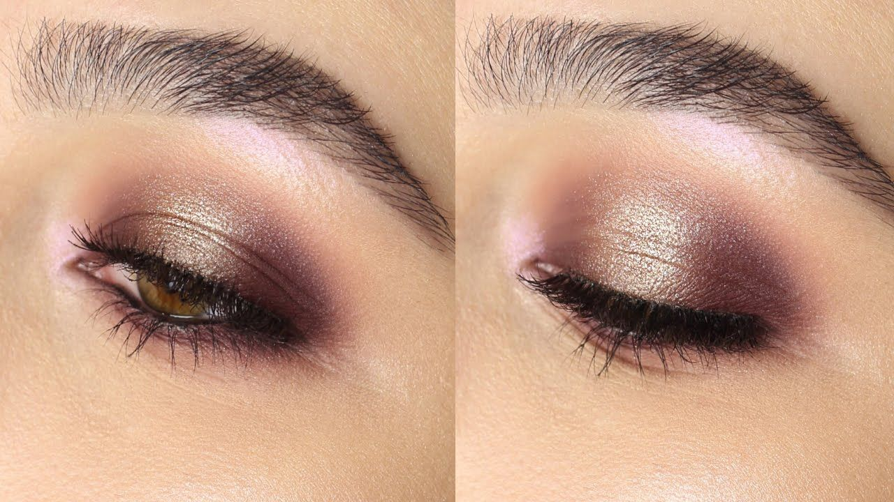 HOW TO HALO MAKEUP TUTORIAL FOR HOODED EYES & BEGINNERS