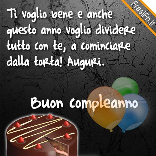 Bien-aimé frasi di buon compleanno simpatiche - Cerca con Google | bday  TA46