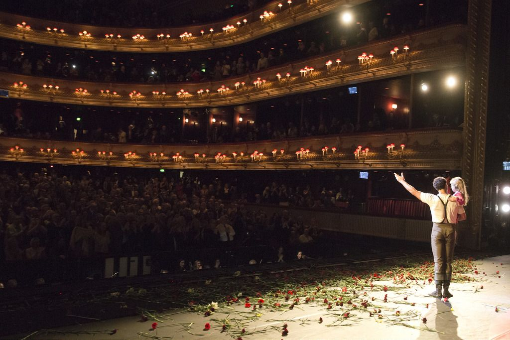 Carlos Acosta S Curtain Call For His Final Performance With The Royal Ballet On The Main Stage Of The Royal Opera House On 12 November 2015 C 2015 Roh Photogra Royal Ballet Don Jose Opera