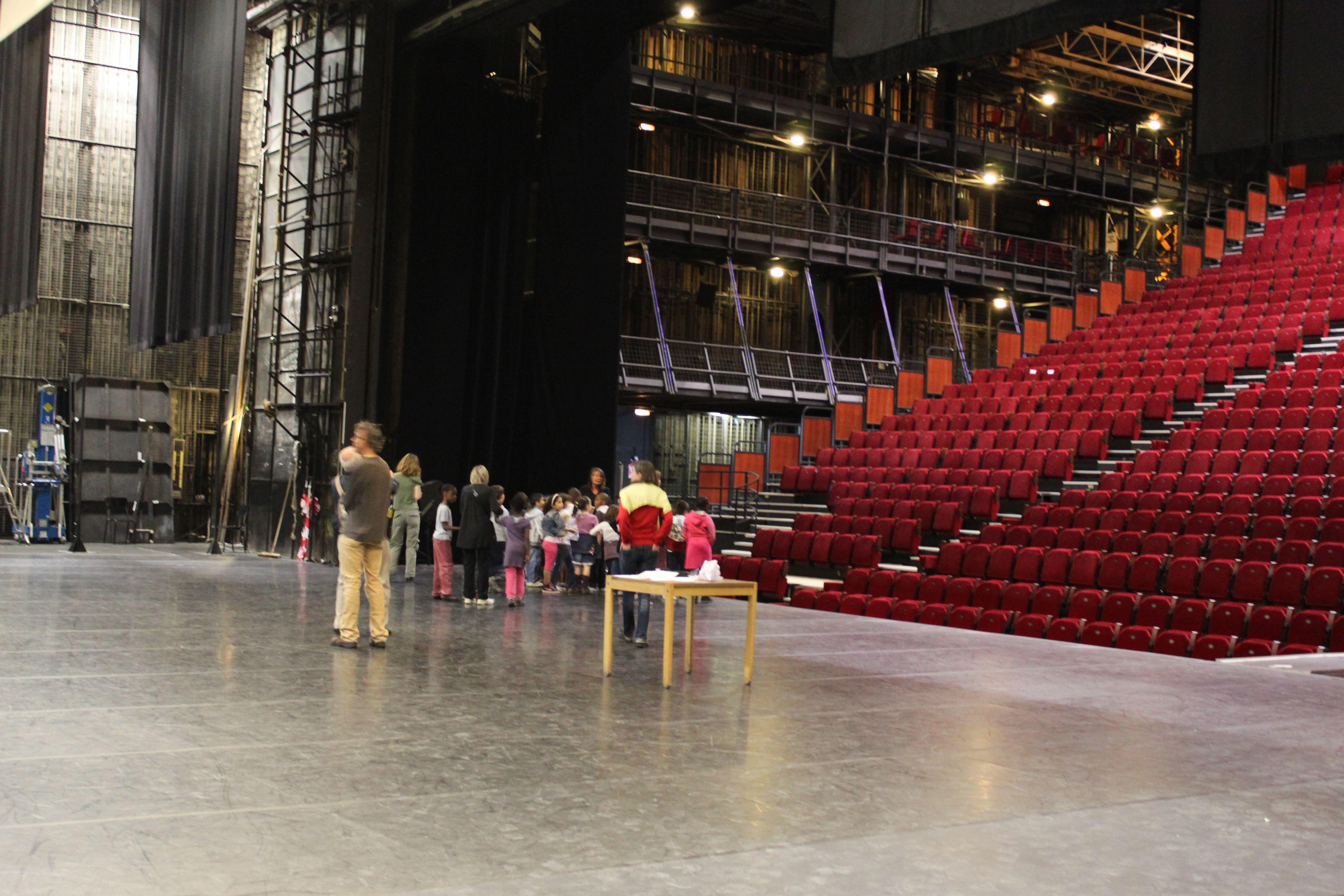 salle theatre chaillot