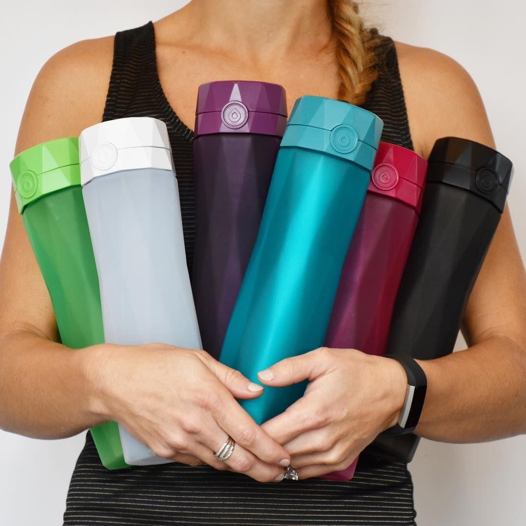We're giving away 3 FREE Hidrate Spark smart water bottles