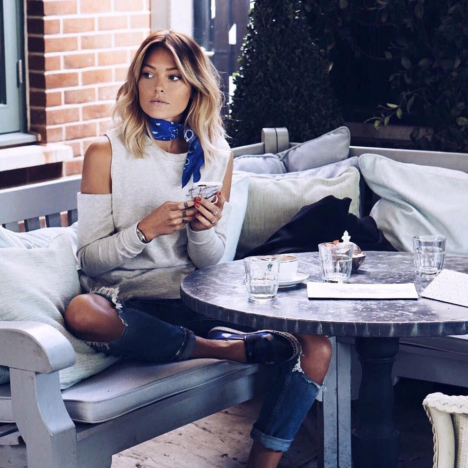 Caroline Receveur en 2019   Caroline receveur, Coiffure mode et Mode
