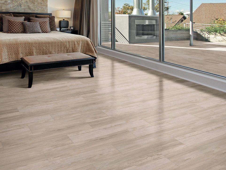 Baldosa gres serie efecto madera compuesta de gres - Plaquetas para suelos ...