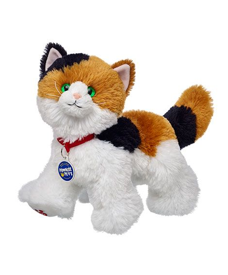 13 In Promise Pets Calico Cat Build A Bear Stuffed Toys