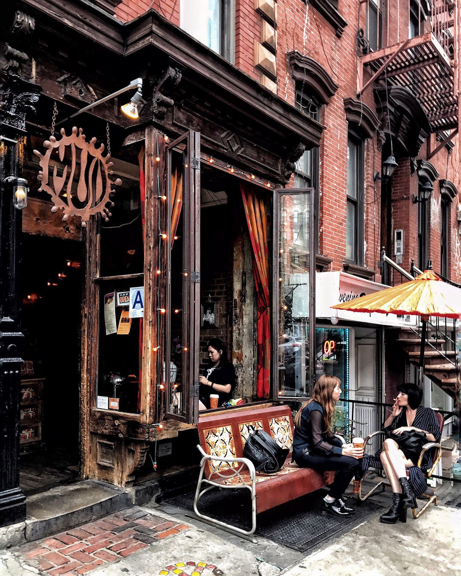 Nyc Coffee Shop Guide Nyc Coffee Nyc Coffee Shop Coffee Shop New York