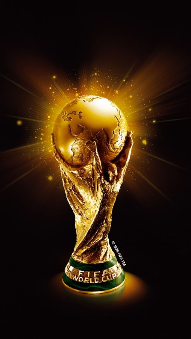 Fifa World Cup Iphone 5s Wallpaper World Cup Trophy Russia World Cup Fifa World Cup