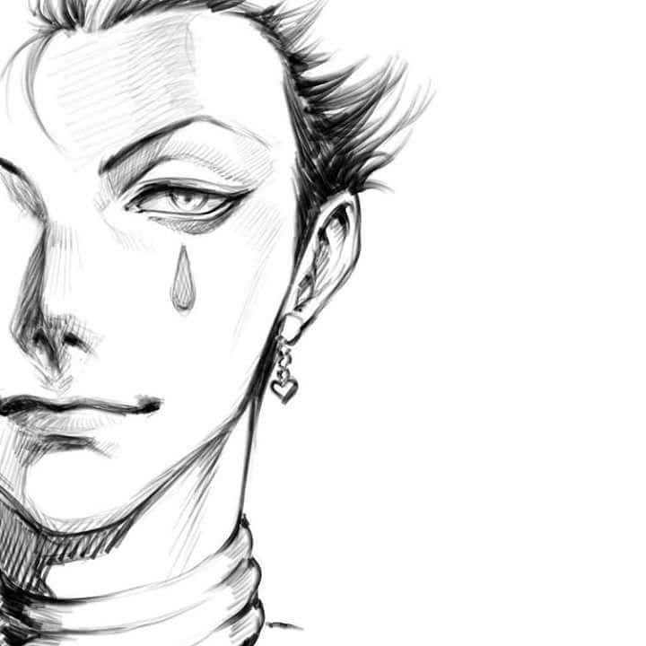 Hisoka Hunter x Hunter | Dessin animé manga, Tatouage avant bras, Dessin manga