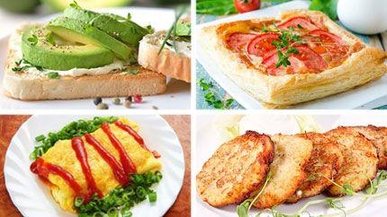 افكار احسن فطور صحي ولذيذ صباحي بالصور Food Healthy Recipes Recipes