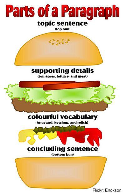 Hamburger essay writing