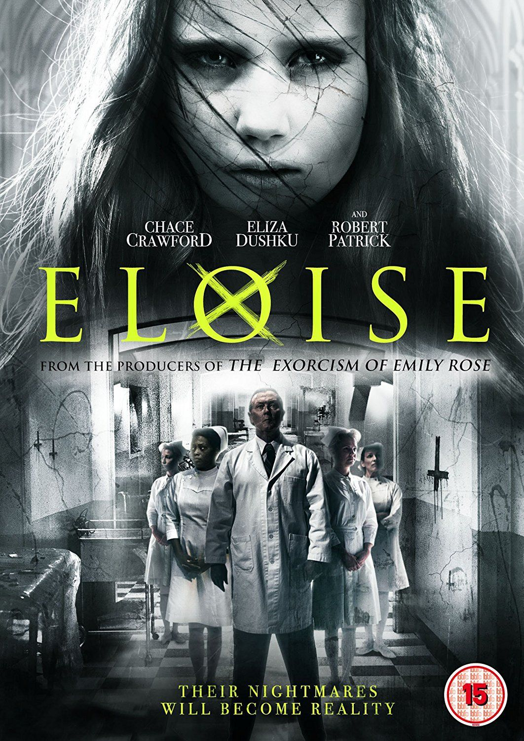"""""""Eloise is a mental asylum that gets ravaged by fire in"""