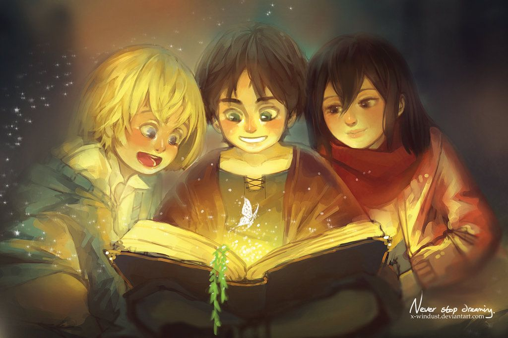 Tips To Improve Young Children S Stories The Sound Wordsru Blog Attack On Titan Childrens Stories Anime