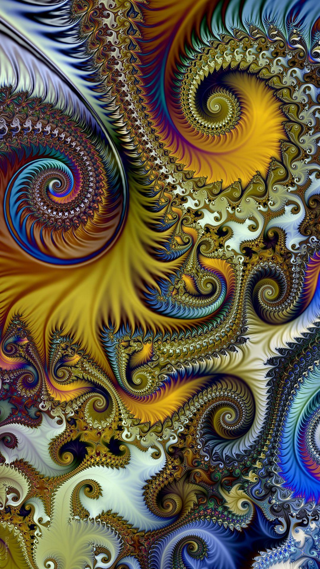 Feel Good Fractals Fractal Art Colorful Art Fractals