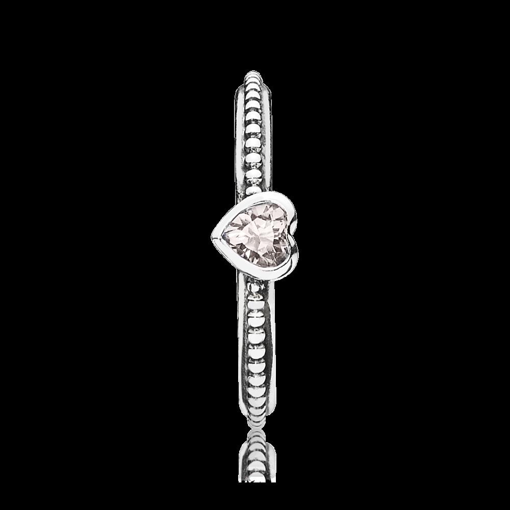 Delicate Heart Ring   PANDORA eSTORE
