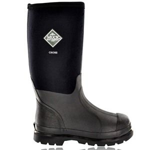 Muck Boot Chore Hi - Black | Gardens, Products and Boots