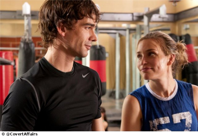 Covert Affairs season 3 coming to the UK this September on Really