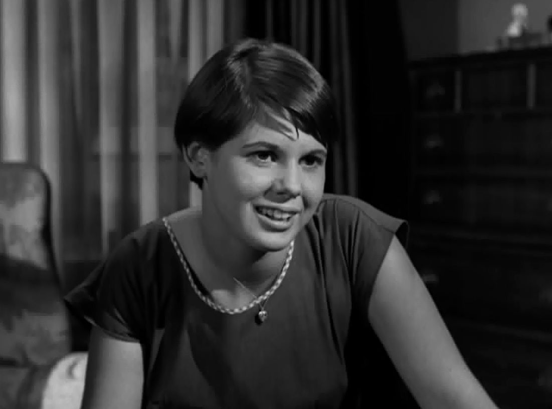 Kim darby in the fugitive episode an apple a day 1965