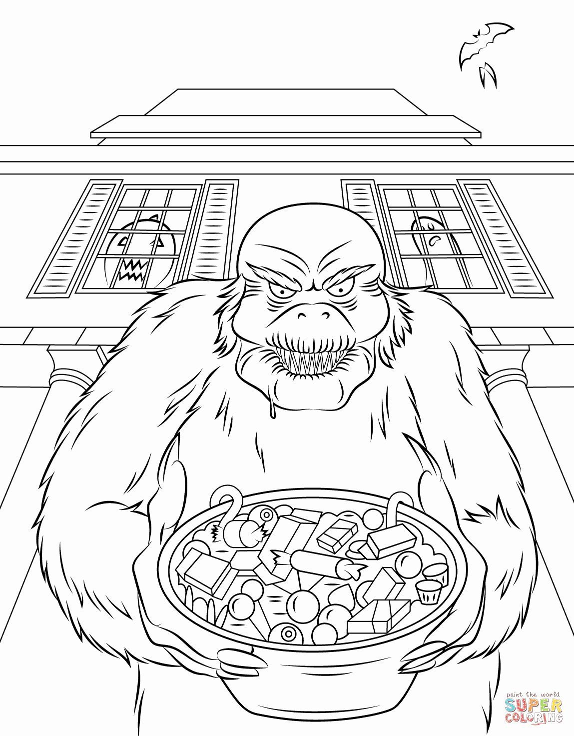 Coloring Pages Of Snowman Best Of Goosebumps Coloring