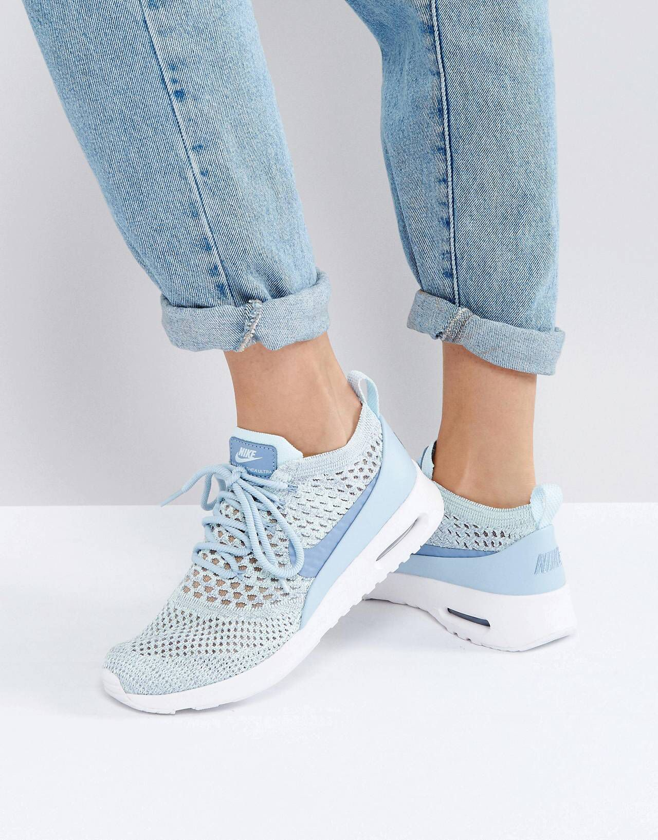 e232137a8459b Nike Air Max Thea Ultra Flyknit Trainers