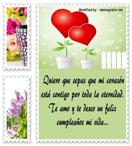 Pin de Dunnia ZM en Feliz cumpleaños esposo | Frases cumpleaños ...