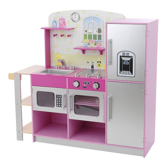 Toy Toys R Us Just Like Home Parkview Modern Wood Kitchen