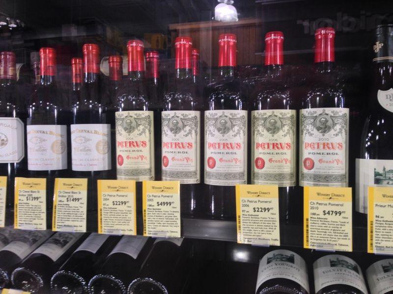 Compras em Miami: vinhos na Total Wine