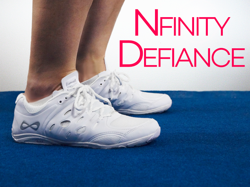 Pin on Nfinity Cheerleading Shoes