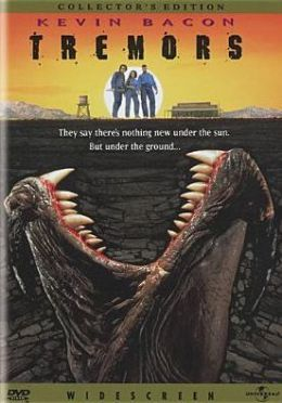 Tremors Screened In January 2014 Tremor Movies Kevin Bacon