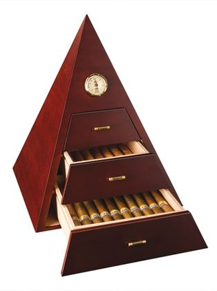 Humidor cigar, for your living room, elegant and useful