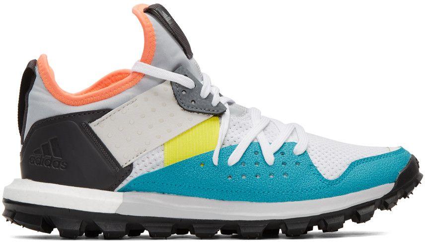 online retailer 1919e bdb8a Adidas x Kolor - Multicolor Response TR Sneakers