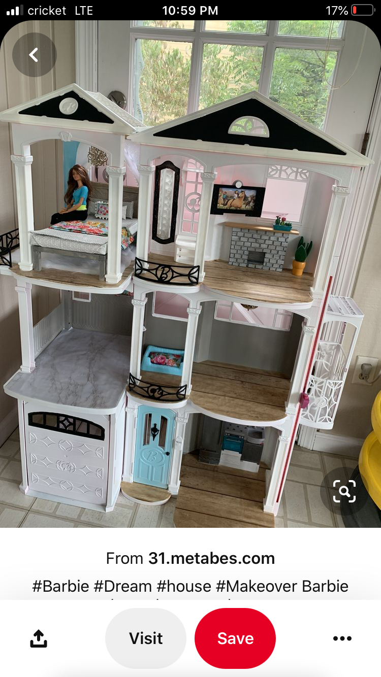 Pin By Veronica Placentia On Kaleahs Ideas In 2020 Barbie House Furniture Barbie Dream House Diy Barbie Furniture