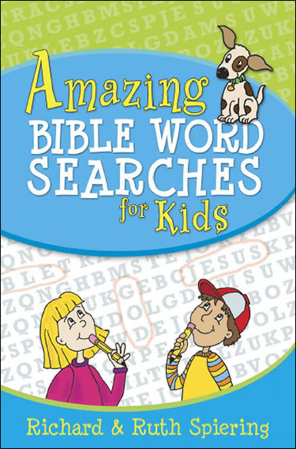 Amazing Bible Word Searches for Kids (eBook) Bible for