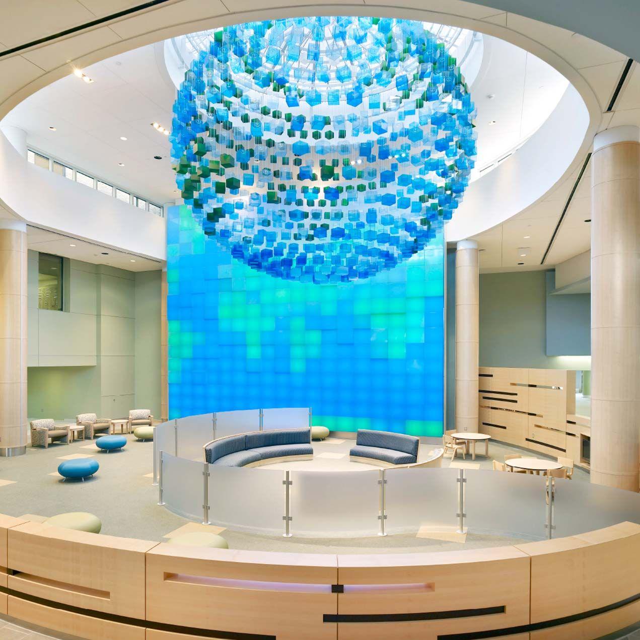 St Joseph S Hospital Eventscape Hospital Design Lobby Interior Design Hospital Architecture