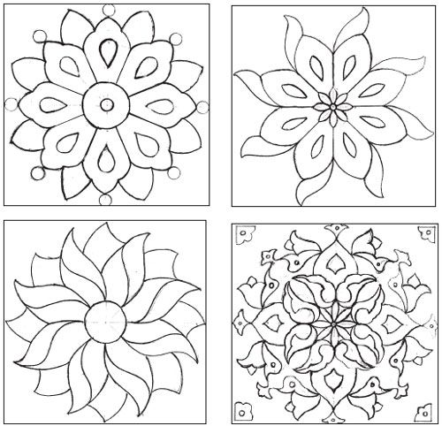 Easy Mosaic Patterns