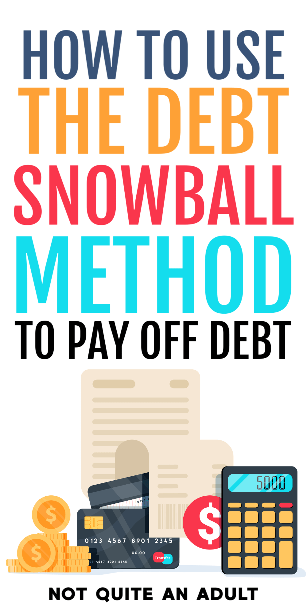 Create a Plan to Pay Off Your Debt
