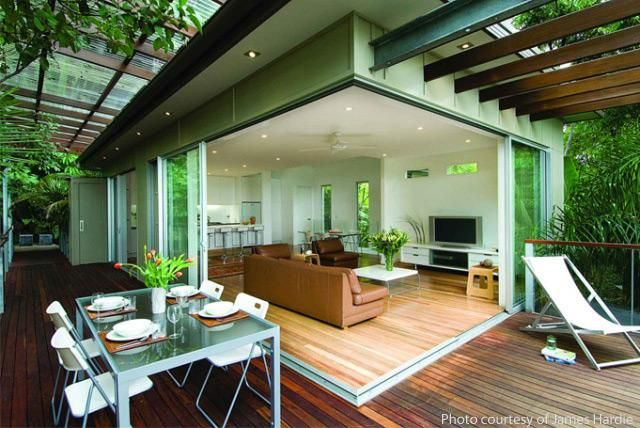 Connect the inside with outside get inspired by photos of outdoor living from australian designers  trade professionals home improvement pages also rh pinterest