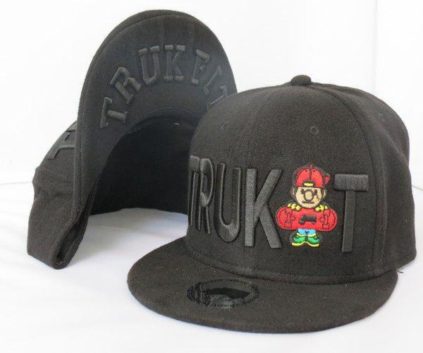 TRUKFIT Snapback Hat 75