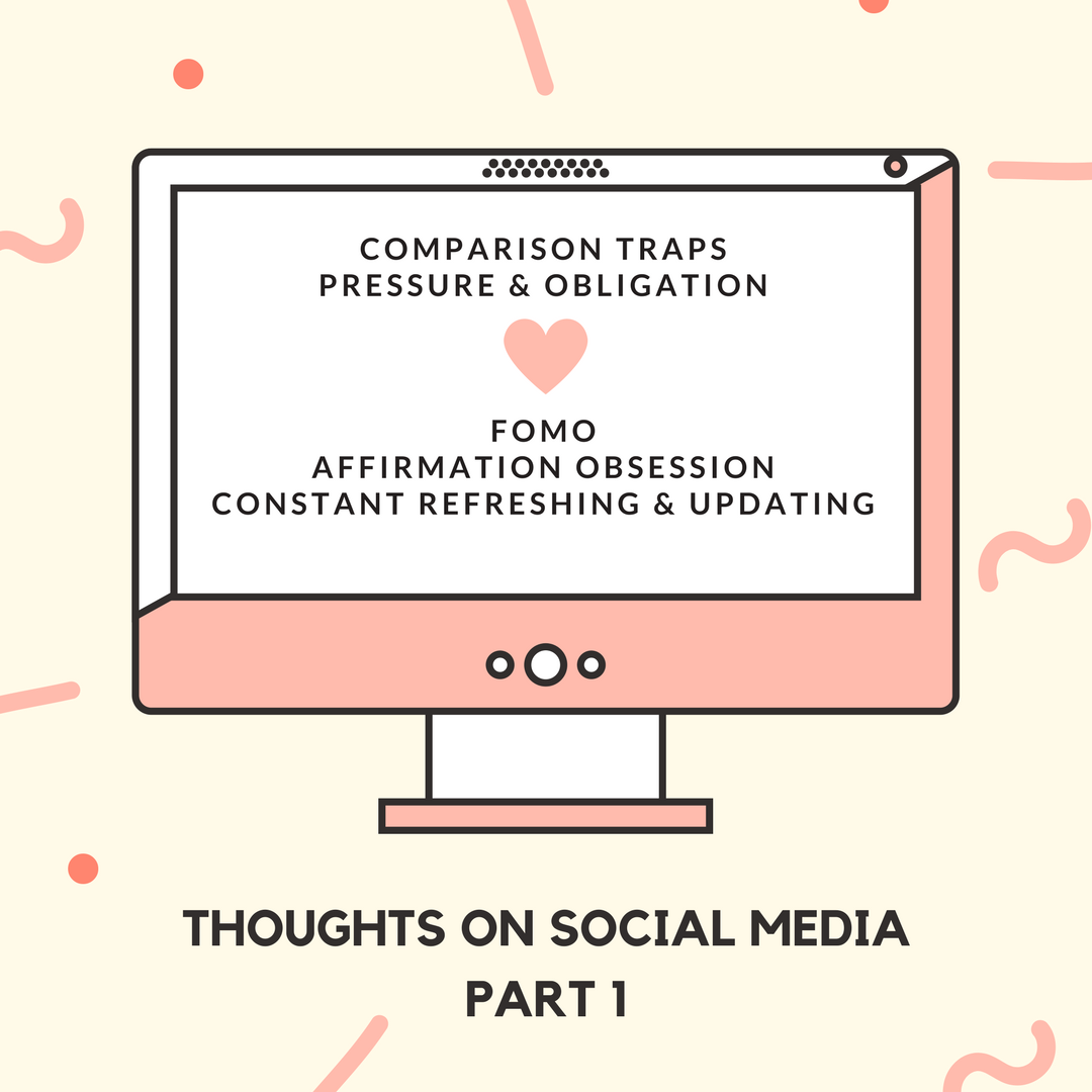 Thoughts on social media //