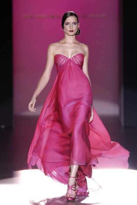 Hannibal Laguna dress! This would be an amazing bridesmaids dress ...