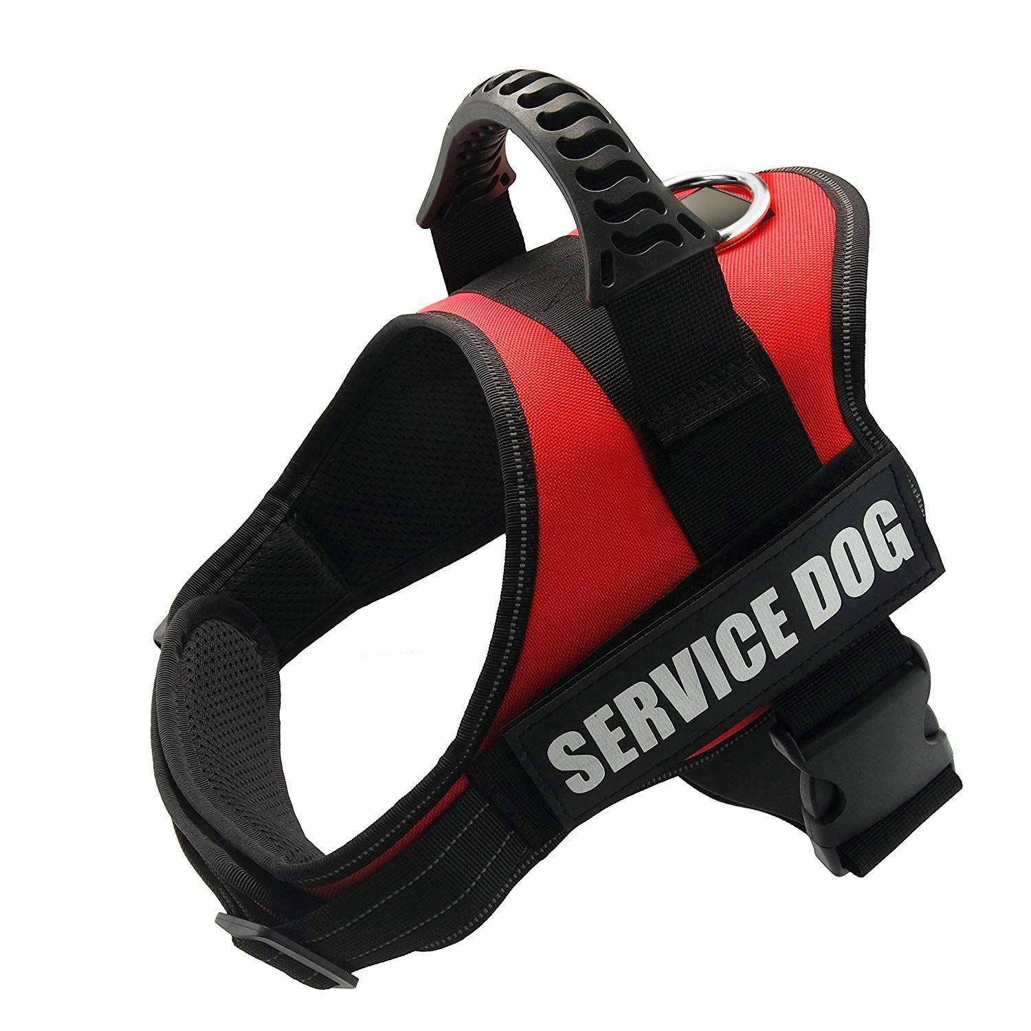 Fayogoo Dog Vest Harness For Service Dogs Comfortable Padded Dog