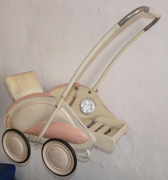 kinderwagen 1954 retrovagnar pinterest kinderwagen altes spielzeug und puppenwagen. Black Bedroom Furniture Sets. Home Design Ideas