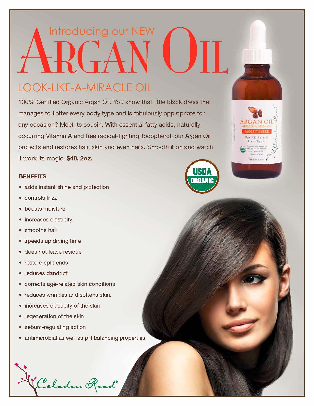 Liquid Gold The Many Uses for Argan Oil Celadon Road is