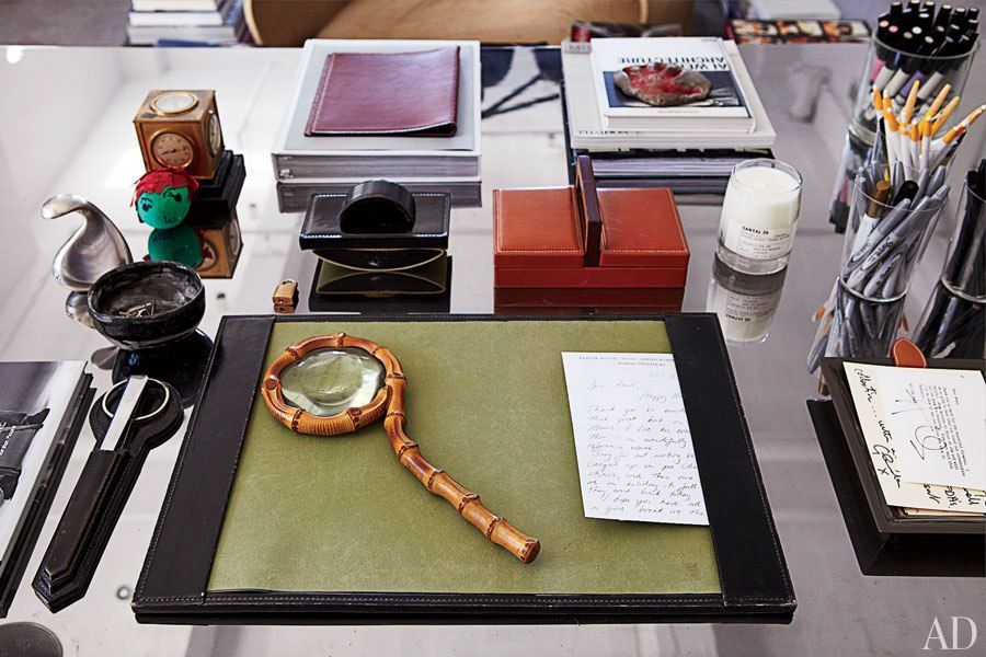 Perfect Reed Krakoffu0027s Inspiring New York City Office