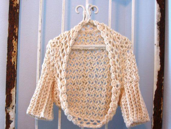 crochet romantico | tejer | Pinterest | Tejido, Wraps y Boleros