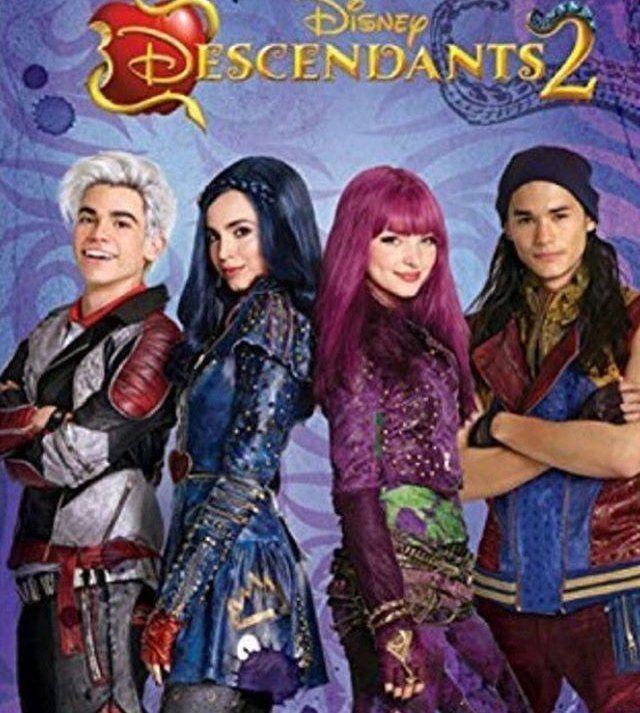Twitter Descendientes Descendientes 2 Personajes De Descendientes